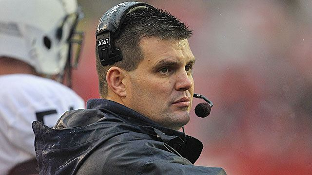 Jay Paterno Of course Jay Paterno believes in his dad but in no way