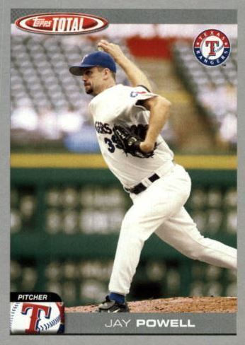 Jay Powell Jay Powell Baseball Statistics 19912005