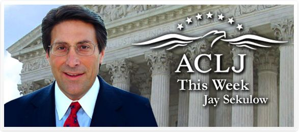 Jay Sekulow Jay Sekulow ACLJ This Week Daystar Television