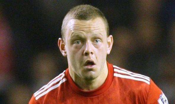 Jay Spearing Blackburn eye up Liverpool tyro Jay Spearing Football