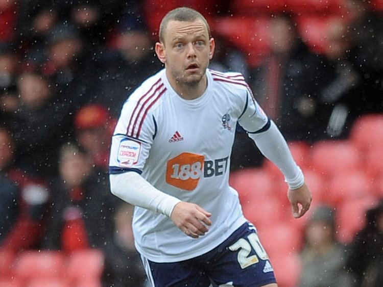 Jay Spearing Jay Spearing Bolton Wanderers Player Profile Sky Sports Football
