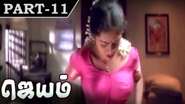 Jayam (2003 film) Jayam 2003 Jayam Ravi Sadha Tamil Movie in Part 1118 YouTube