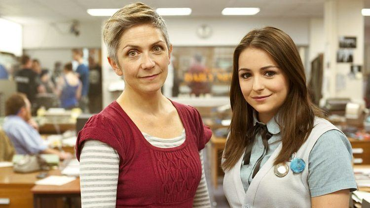 Jayd Johnson BBC One The Field of Blood Series 1 Denise Mina and