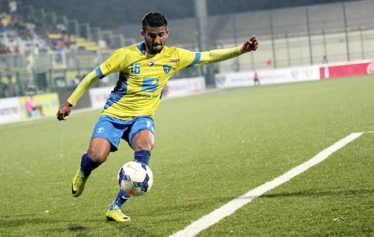 Jayesh Rane Exclusive Chennaiyin FCs Jayesh Rane speaks to Jersey about ISL