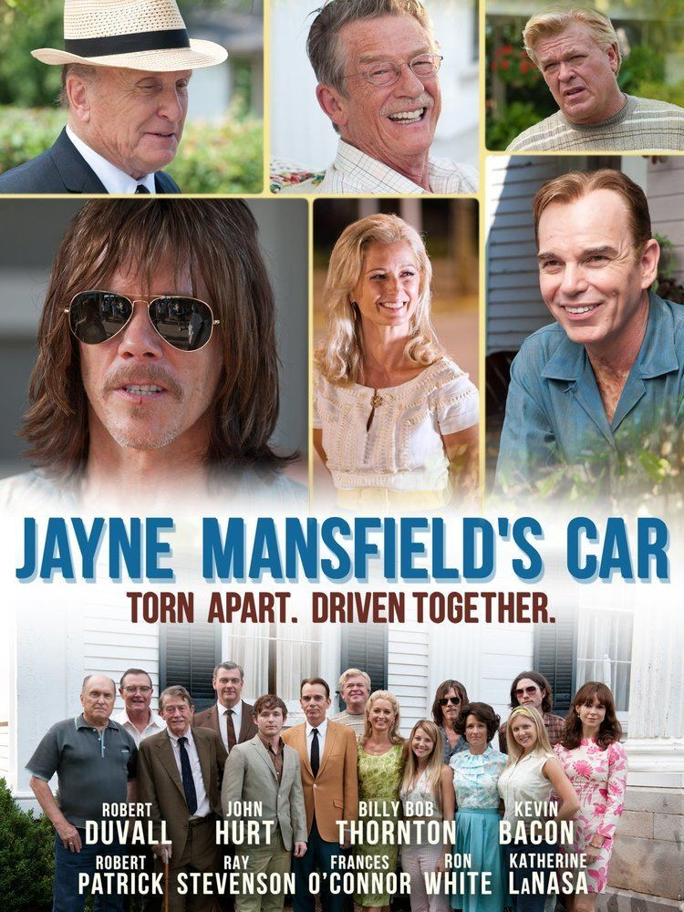 Jayne Mansfield's Car Amazoncom Jayne Mansfields Car Robert Duvall John Hurt Billy