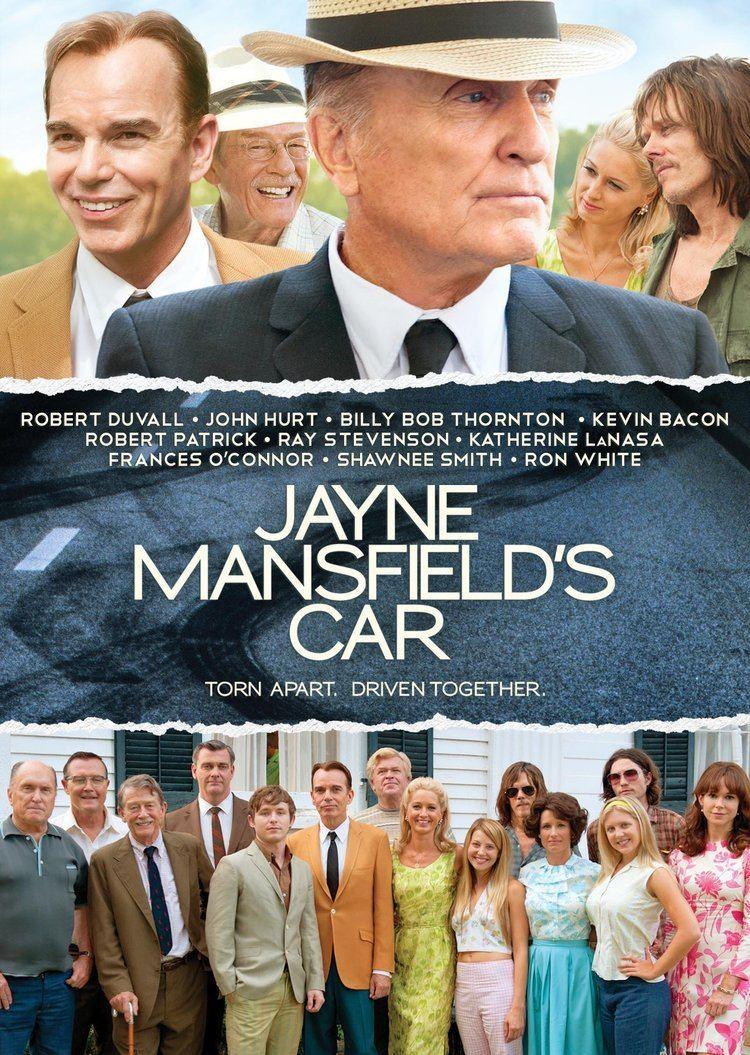 Jayne Mansfield's Car Jayne Mansfields Car DVD Release Date December 10 2013