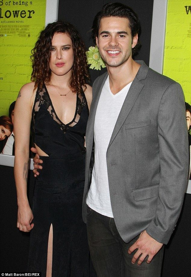 Jayson Blair (actor) Rumer Willis and actor Jayson Blair split up after a year of dating
