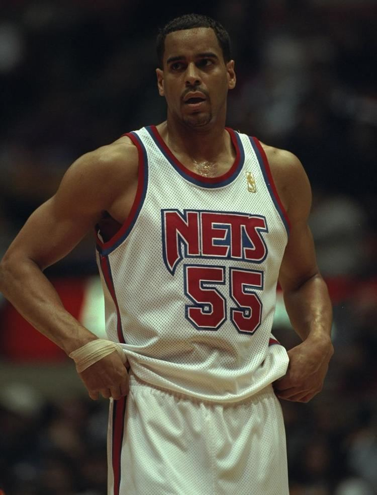 6e073488c Jayson Williams Despite snub Jayson39s heart with Nets NY Daily News