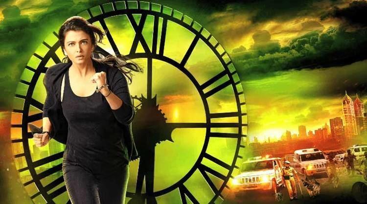 Jazbaa review Aishwarya Rai Bachchan has over played in this