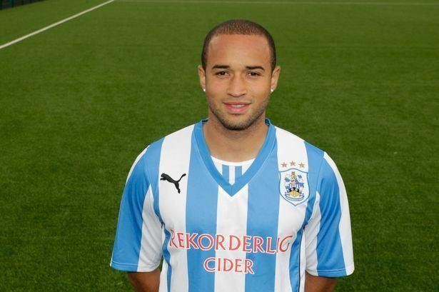 Jazz Richards Huddersfield Town39s Swansea City loanee Jazz Richards is a