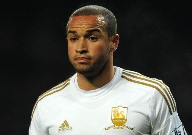 Jazz Richards Swansea39s Jazz swings into Crystal Palace on loan