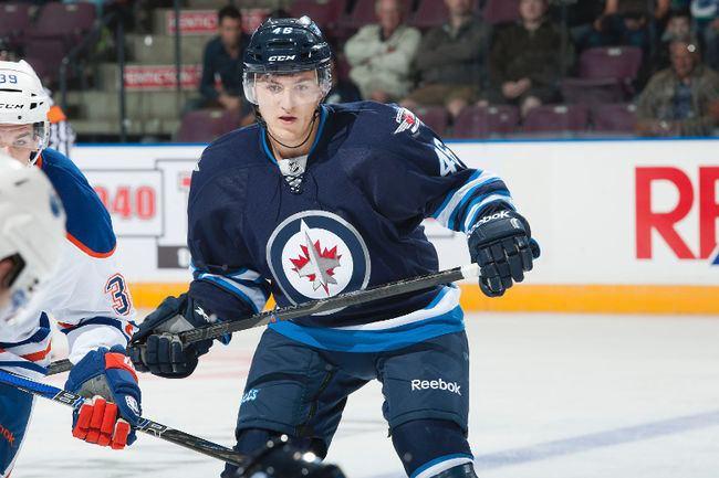 JC Lipon Winnipeg Jets prospect JC Lipon gets surprise birthday gift