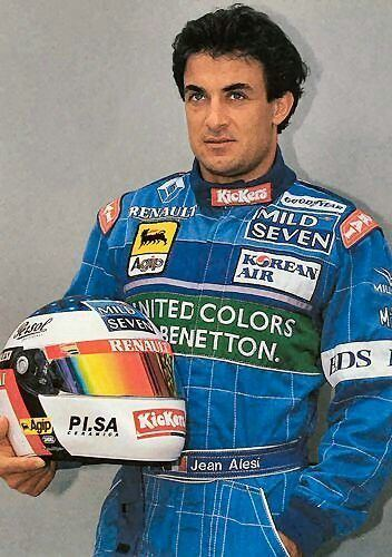 Jean Alesi 180 best Jean Alesi images on Pinterest Jeans Ferrari f1 and F1