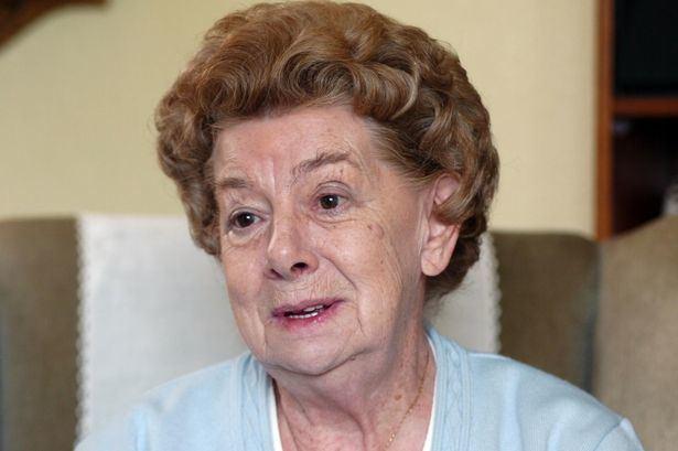 Jean Alexander Coronation Street legend Jean Alexander back at home