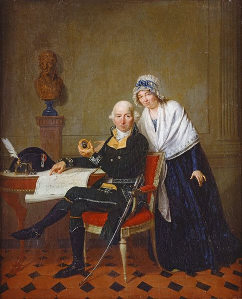 Jean-Andoche Junot The Parents of Jean Andoche Junot 1771 French School as art