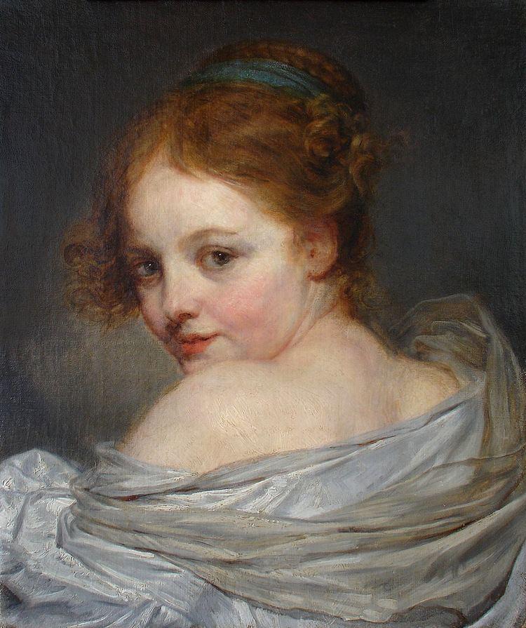 Jean-Baptiste Greuze Pinturas de JeanBaptiste Greuze Artes amp Humor de Mulher