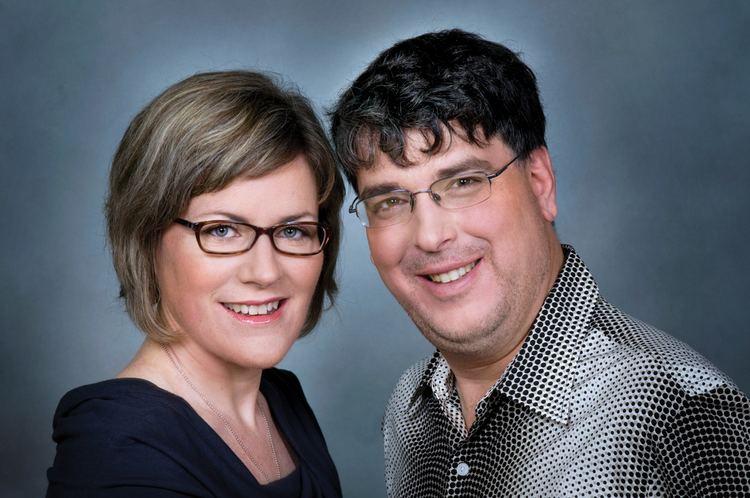 Jean-Benoît Nadeau JeanBenot and Julie Nadeau Barlow