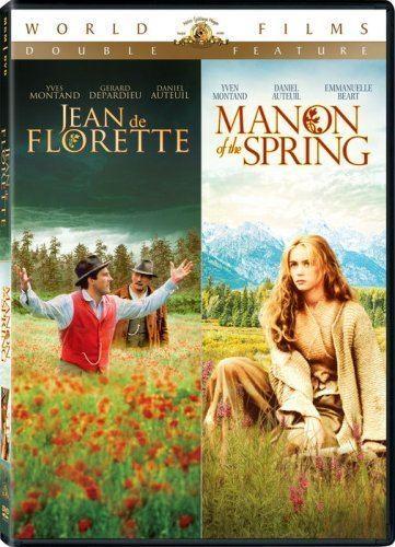 Jean de Florette Amazoncom Jean De Florette Manon of the Spring Double Feature