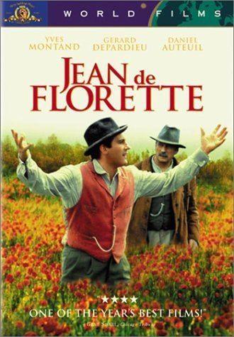 Jean de Florette Amazoncom Jean De Florette Yves Montand Grard Depardieu Daniel