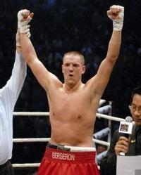 Jean-François Bergeron (boxer) staticboxreccomthumb442BergeronJeanFrancoi