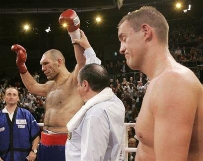 Jean-François Bergeron (boxer) Photos Nikolay Valuev vs Jean Francois Bergeron Boxing news