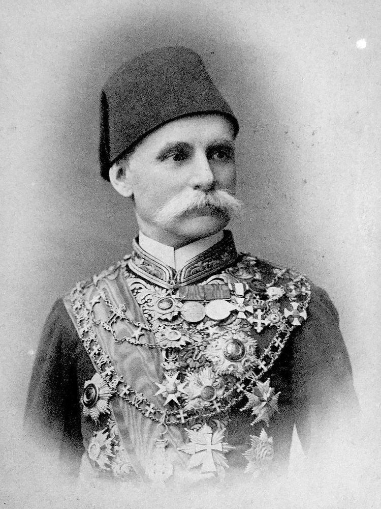 Jean Karadja Pasha
