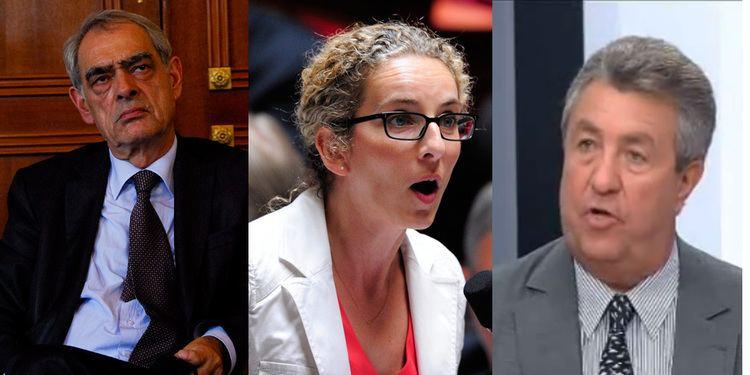 Jean-Louis Carrère Ortolans Henri Emmanuelli et JeanLouis Carrre se fchent contre