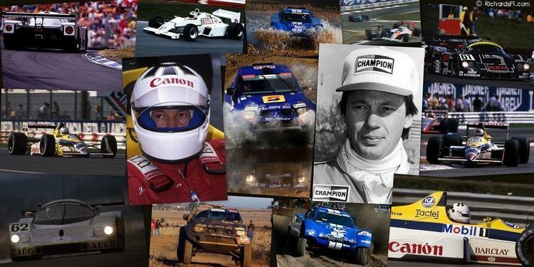 Jean-Louis Schlesser Happy birthday JeanLouis Schlesser MotorsportM8