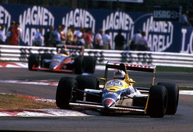 Jean-Louis Schlesser JeanLouis Schlesser Williams F1 Drivers