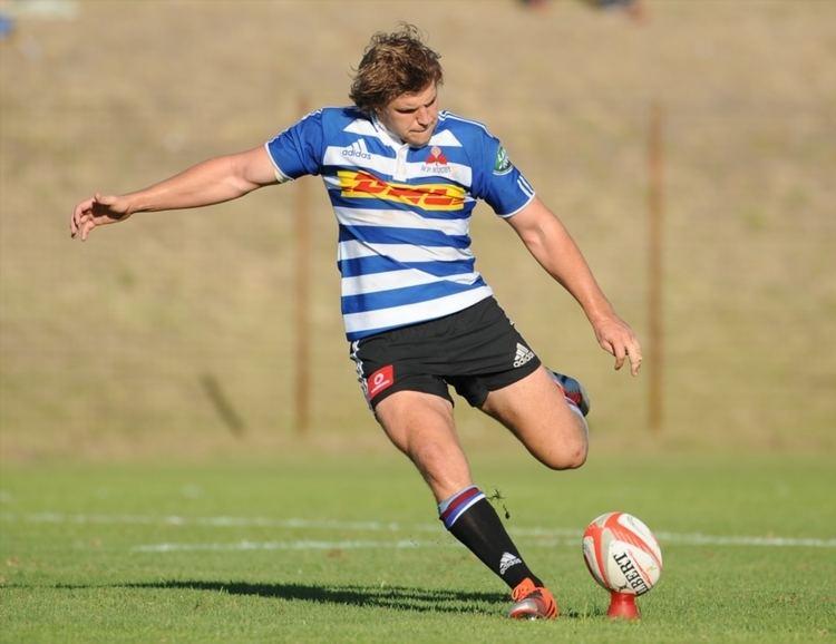 Jean-Luc du Plessis Vodacom Cup Rising Star JeanLuc du Plessis