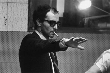 Jean-Luc Godard JEANLUC GODARD French New Wave Director