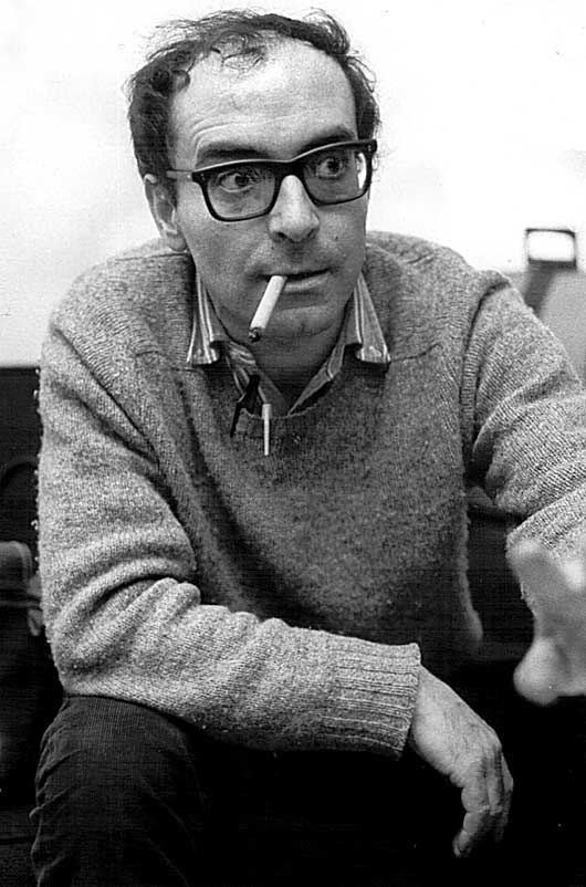 Jean-Luc Godard Interview with JeanLuc Godard The Motley View