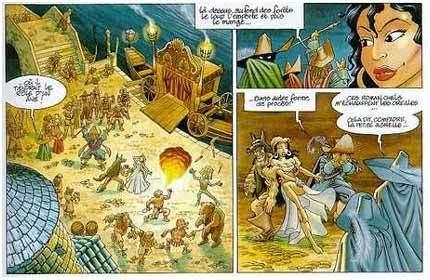Jean-Luc Masbou JeanLuc Masbou Lambiek Comiclopedia