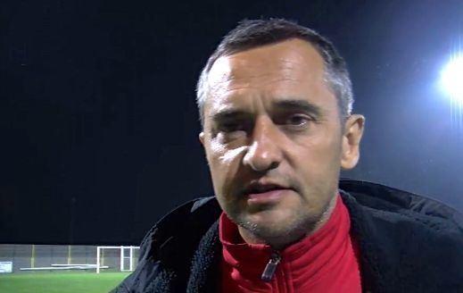 Jean-Luc Vannuchi JeanLuc Vannuchi coach de CFA Martigues entend redonner