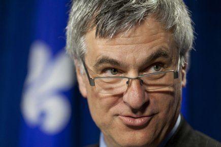 Jean-Marc Fournier Qubec regroupe trois ordres comptables Qubec