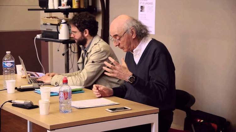Jean-Michel Salanskis JeanMichel Salanskis Lyotard et la raison analytique YouTube