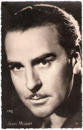 Jean Murat European Film Star Postcards Jean Murat