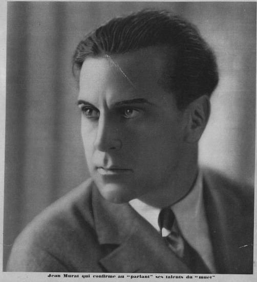 Jean Murat Musique de Film 19281945 Jean MURAT