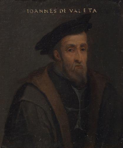 Jean Parisot de Valette Jean Parisot de Valette Wikiwand