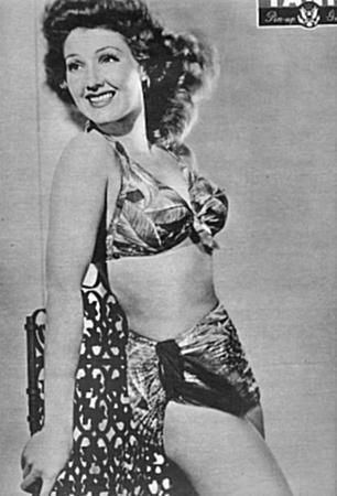 Jean Parker JEAN PARKER originally appeared in the September 8 1944 issue