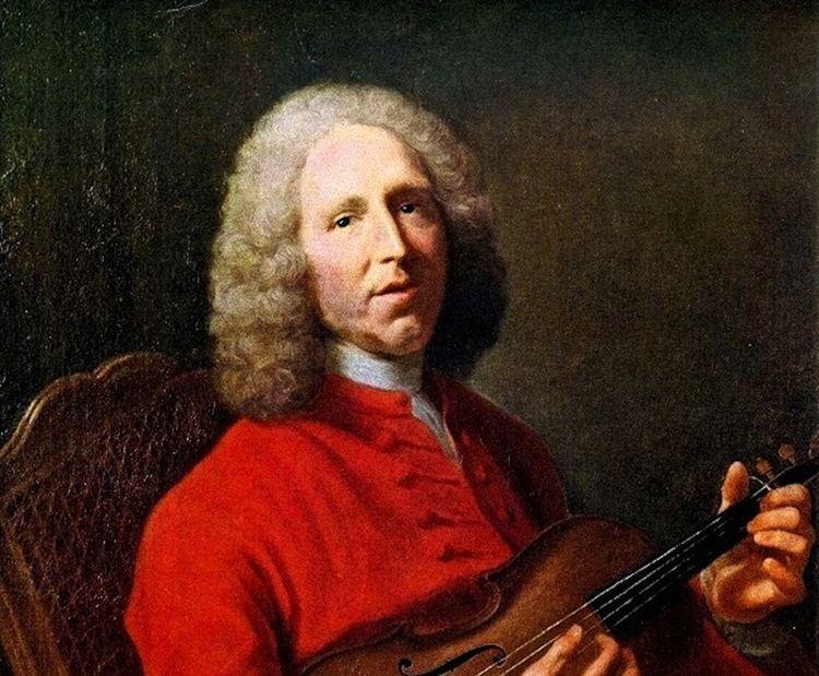 Jean-Philippe Rameau JeanPhillippe Rameau 16831764 Orchestra of the Age