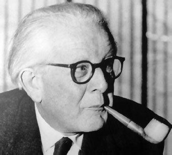 Jean Piaget Jean Piaget in a classroom Reminds me of how fascinating it is to