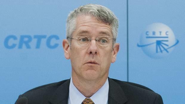 Jean-Pierre Blais CRTC head Blais lays down law at BellAstral hearing The