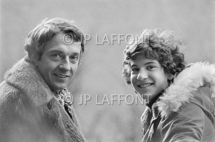Jean-Pierre Cassel JeanPierre Cassel with son Matthias Jean Pierre Laffont