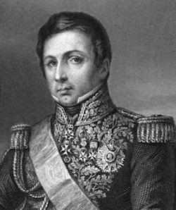 Jean-Toussaint Arrighi de Casanova General JeanToussaint Arrighi de Casanova