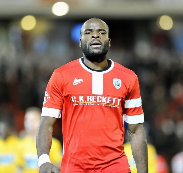 Jean-Yves M'voto He is what he is39 says Wilson of M39voto Barnsley Sport