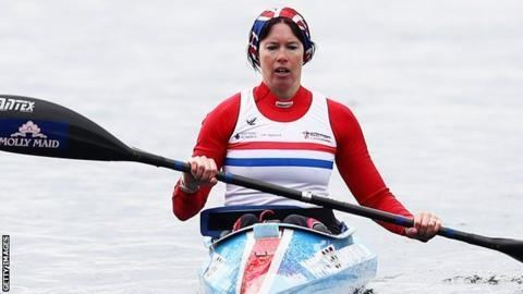 Jeanette Chippington Rio Paralympics Jeanette Chippington named for sixth Games BBC Sport