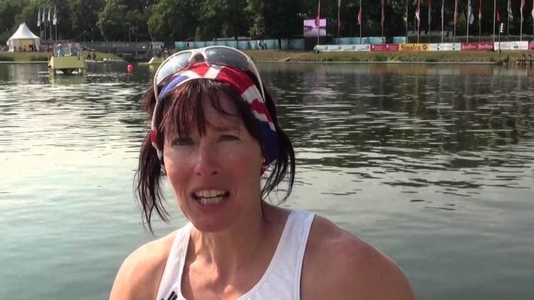 Jeanette Chippington Jeanette Chippington GBR VL2W 200m Gold Duisburg 2013
