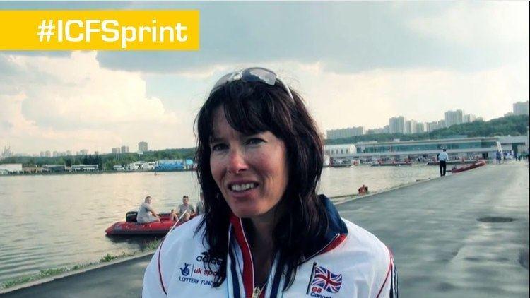 Jeanette Chippington Jeanette CHIPPINGTON GBR Sprint World Championships