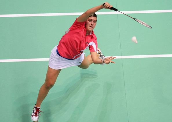 Jeanine Cicognini Jeannine Cicognini Pictures Olympics Day 1 Badminton
